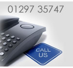 Call us on 01297 35747